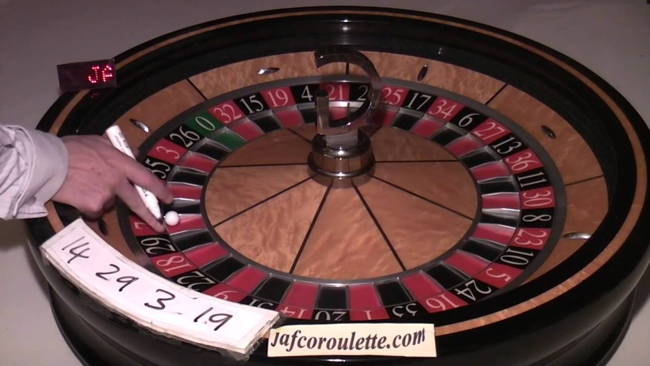 Guess Roulette Number - 90383