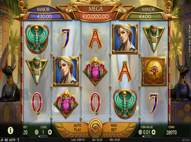 Pharaoh Secret Slot - 62172