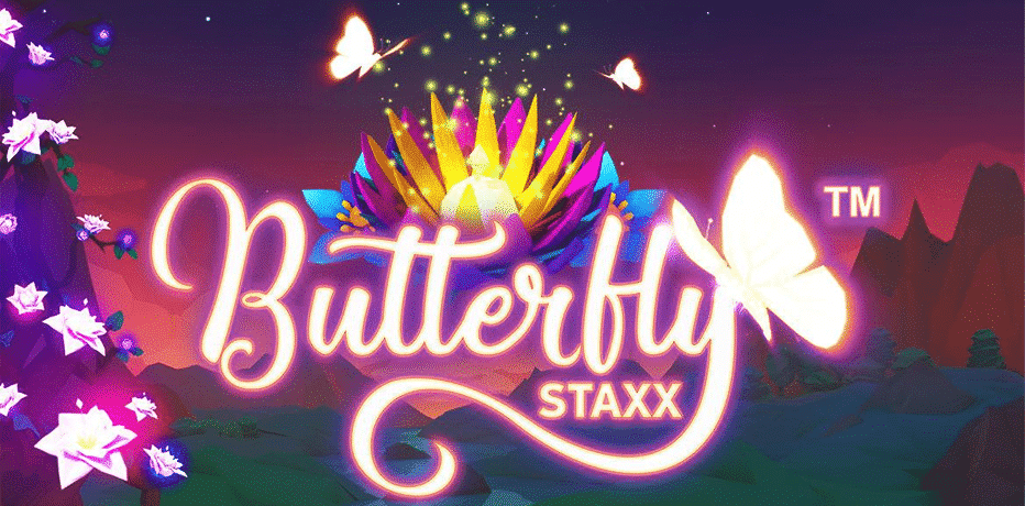 Butterfly Staxx Slot - 82893