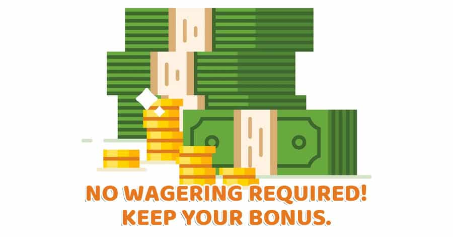 Lowest Wagering Requirements - 52883