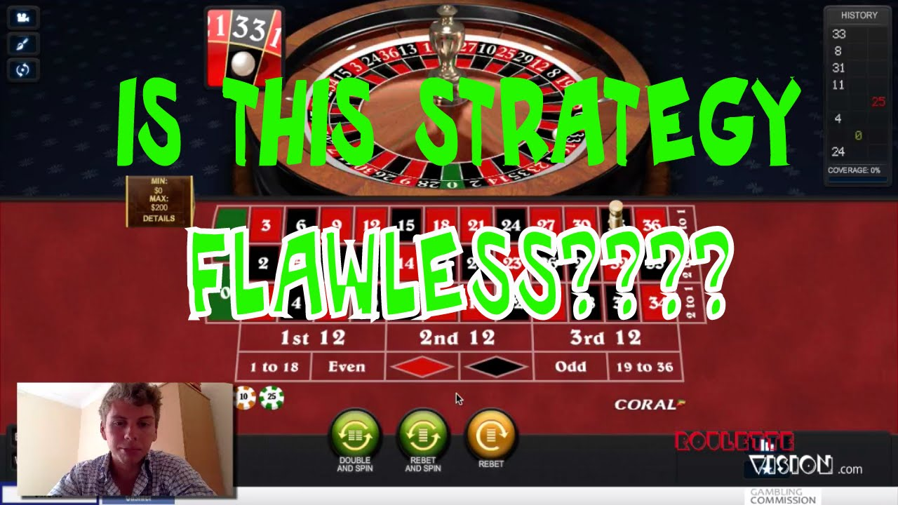 Betting Strategy Double - 90596