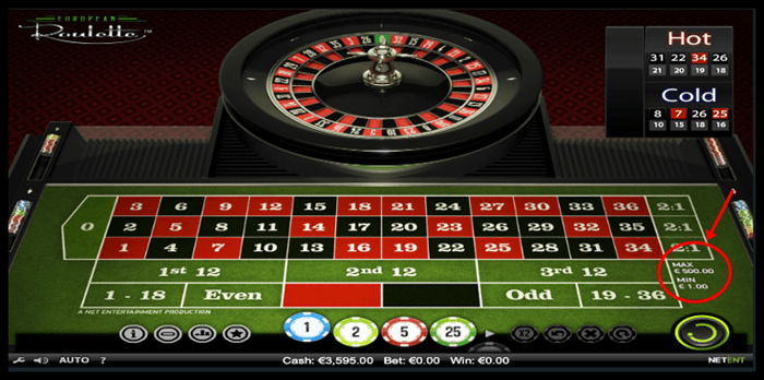 Roulette Strategy to - 56959