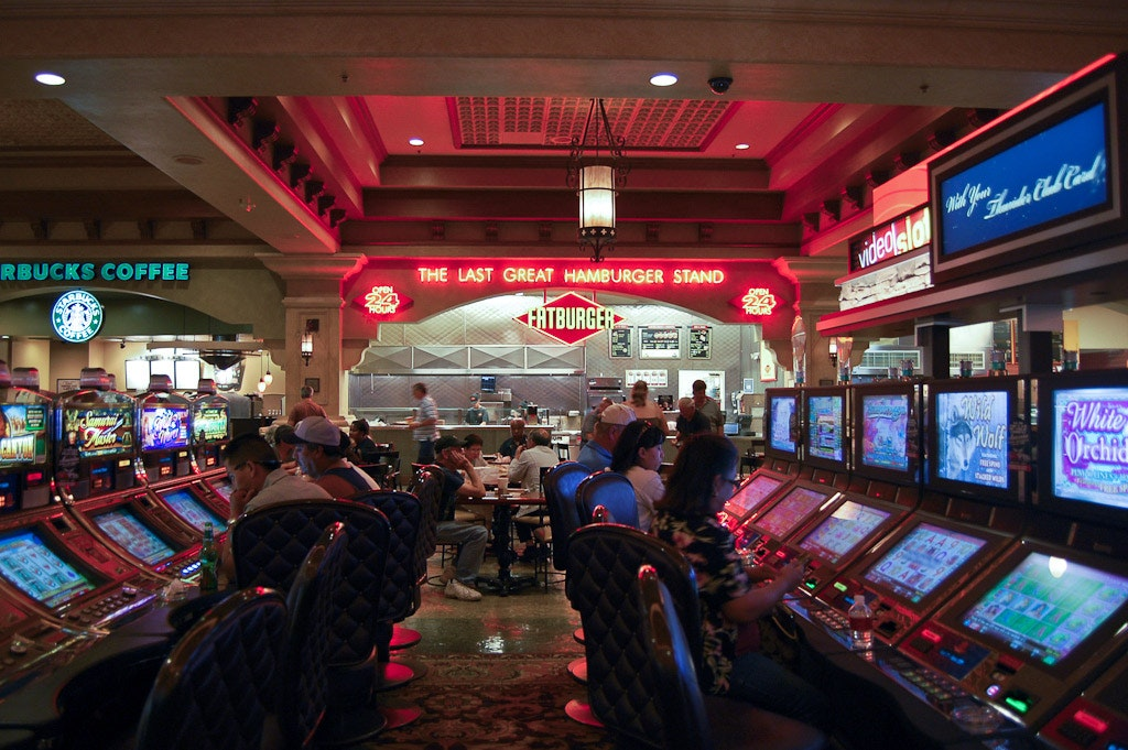 Vegas Casinos Take - 30619