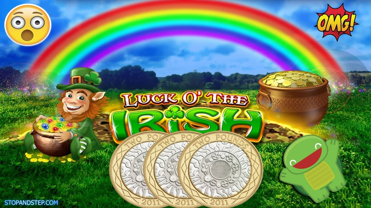Irish Luck Slot - 15687