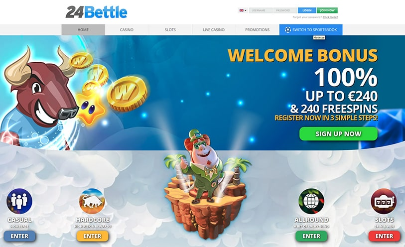 Instant Play Slot - 93394