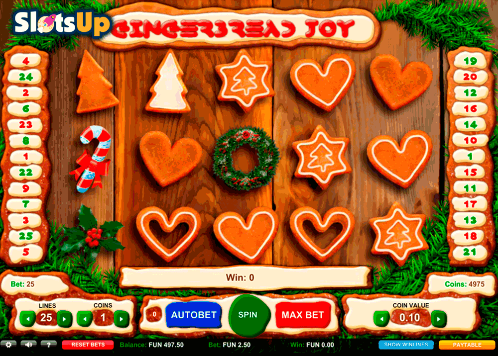 Gingerbread Joy - 49793