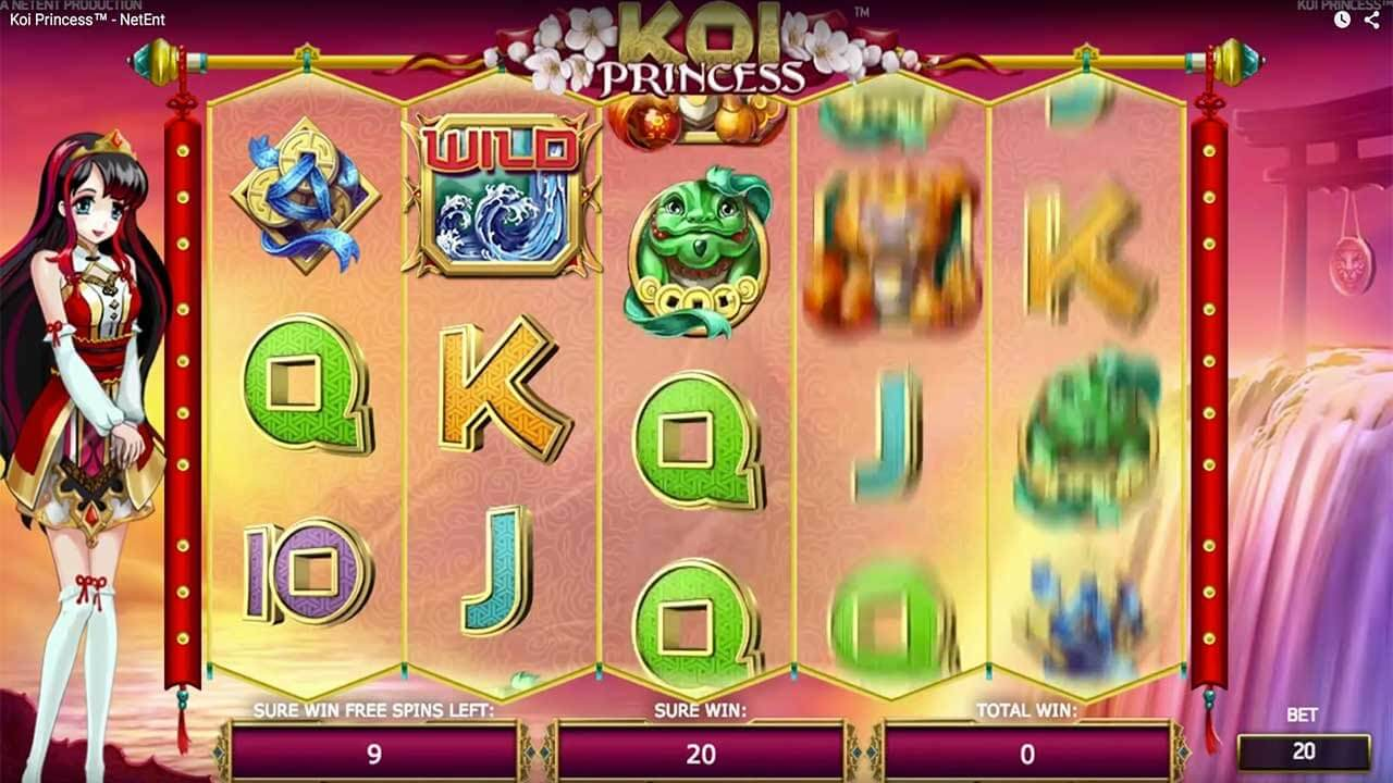 Koi Princess Slot - 48948