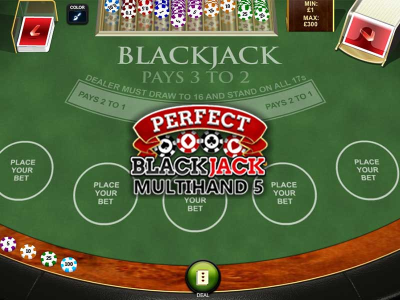 European Blackjack Online - 94492