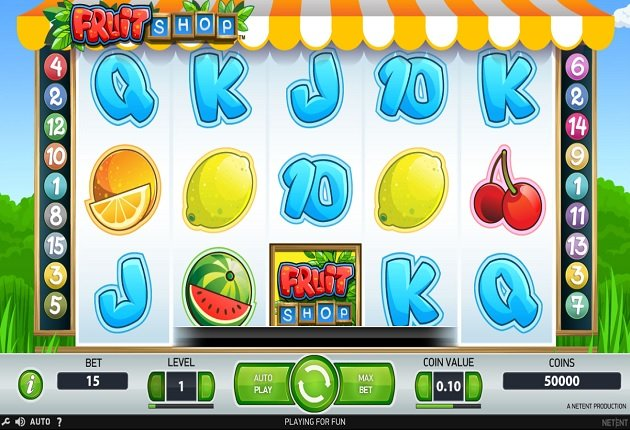 Fruit Shop Slot - 63301