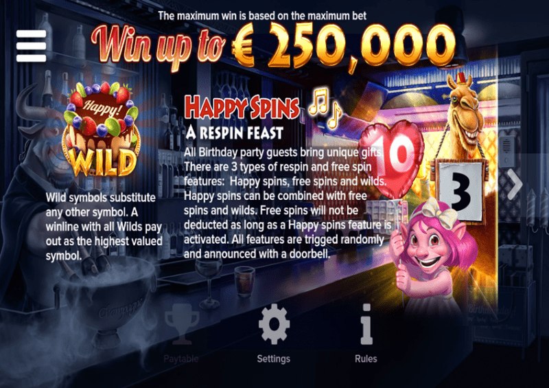 Announcement Free Spins - 24182