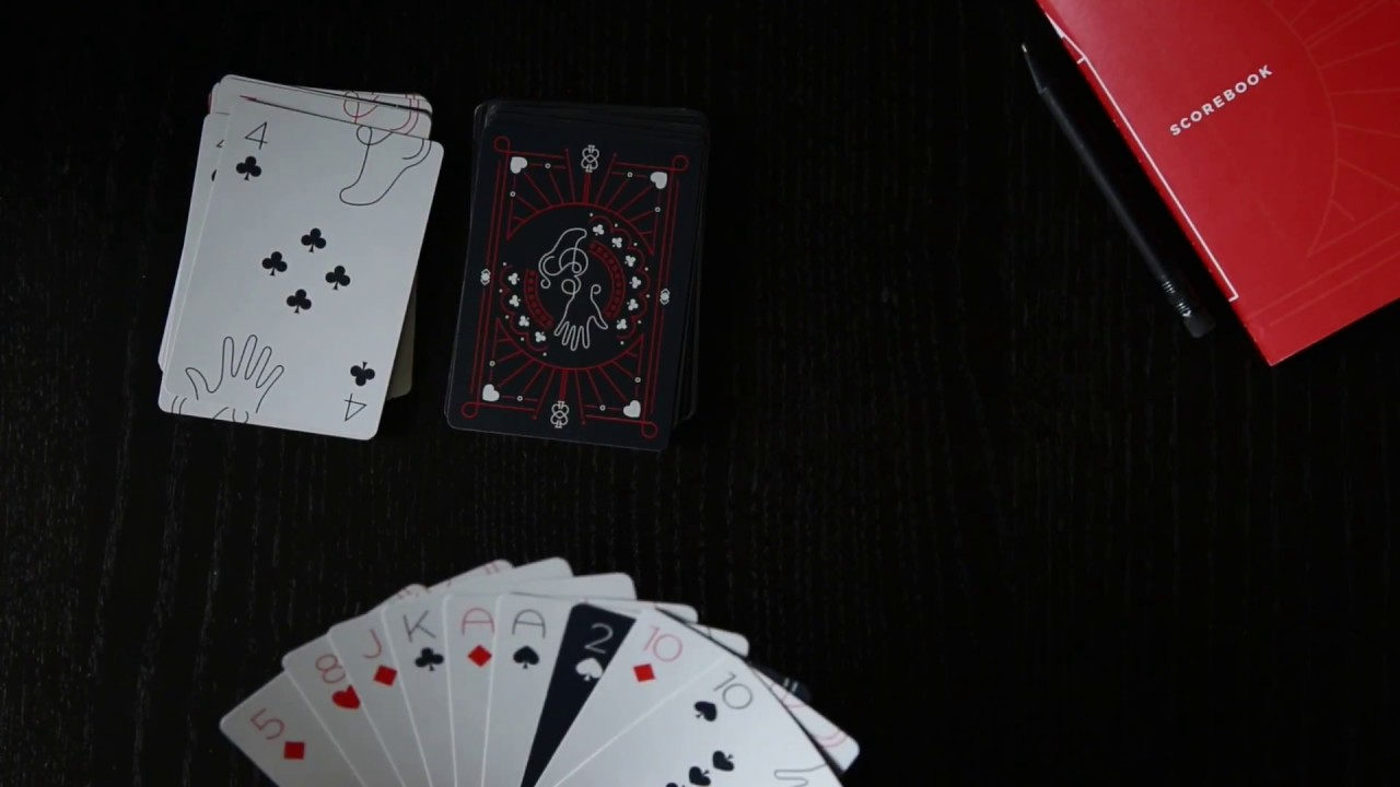 Card Game Rules - 78693