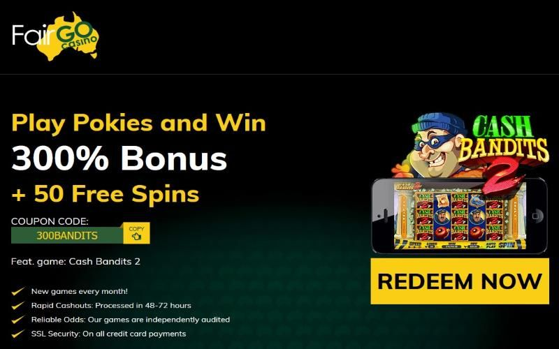 Pokie Cash Out - 15558