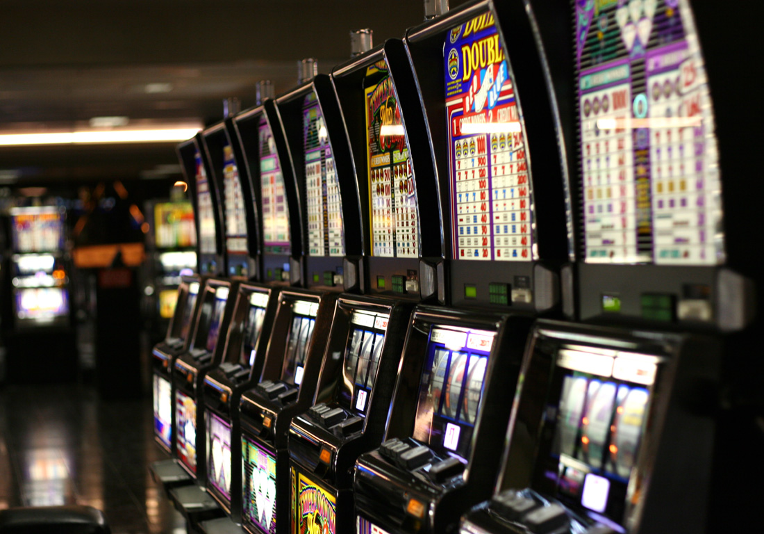 Slot Machine Payouts - 76568