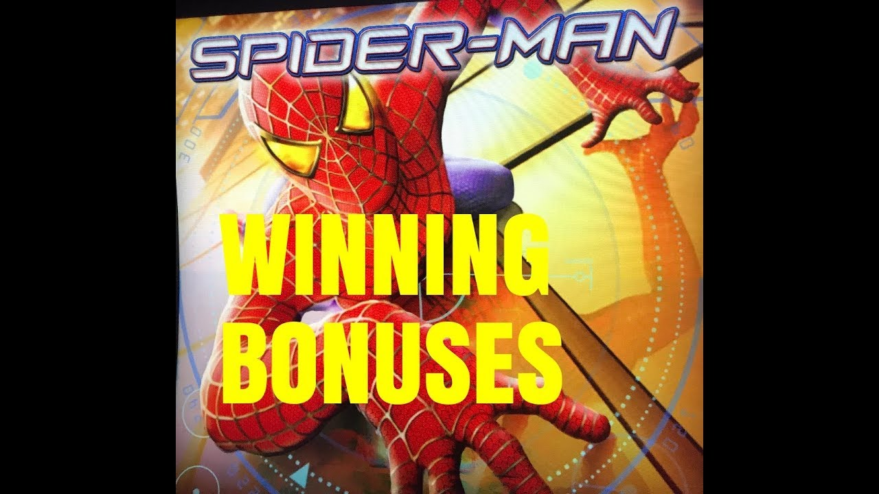 Spiderman Slot - 96459