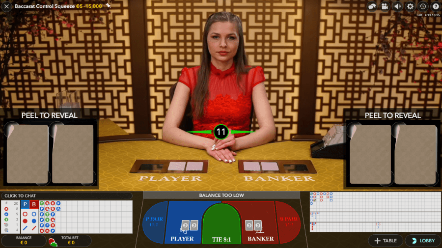 Strategy of Baccarat - 66607